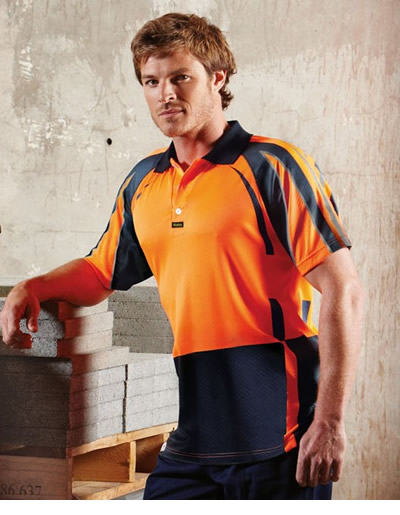 V1005 Pro Airwear Polo Short Sleeve