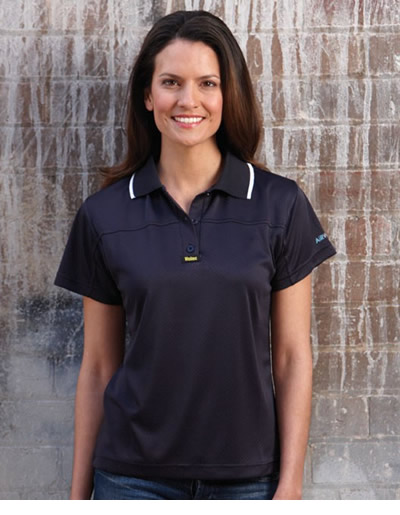V1007 Classic Airwear Polo - Womens Short Sleeve