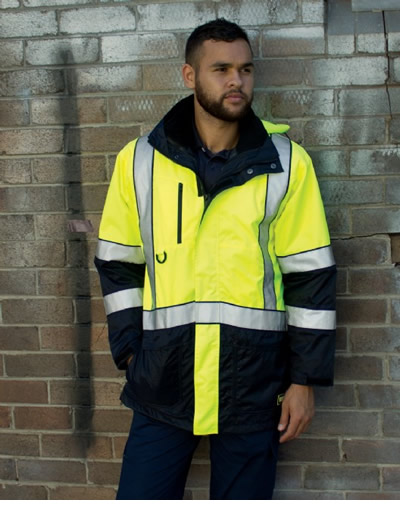 V7010 Defender 5-IN-1 Jacket