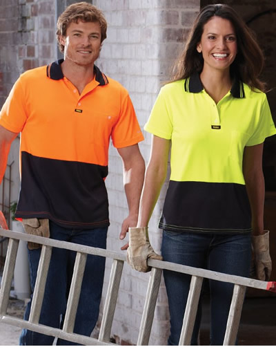VPAS Basic Airwear Polo -  Short Sleeve
