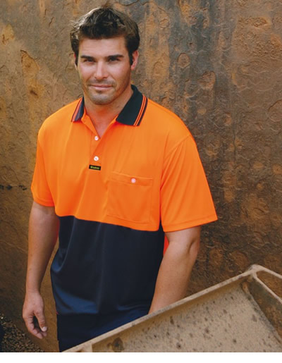 VPMS Original Microfibre Polo Short Sleeve