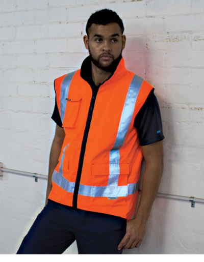 VRV Fleece Lined Vest